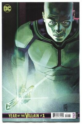 Dcs Year Of The Villain #1 Maleev 1:250 Lex Luthor Variant Cover Nm