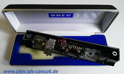 UHER 8349 Z 349 Kopfträger head support assembly 1/2 Spur SG 520 / SG 521 *NOS*