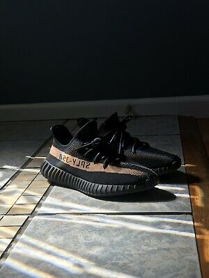 c3f507e82ef93 adidas Yeezy Boost 350 V2 Black Copper By1605 Size 10 Ready to Ship