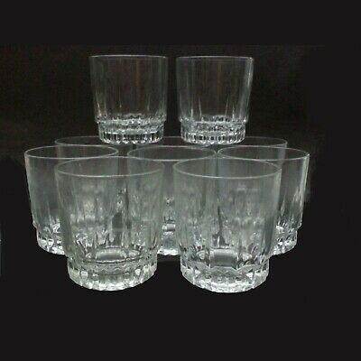 Ralph Lauren Crystal Whiskey Glass 11.8 oz , Set of 4 Made in Germany BROGAN