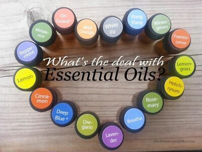 GENUINE DoTERRA essential oil 1ml samples -100% PURE *BUY 3 GET 4th FREE!!!