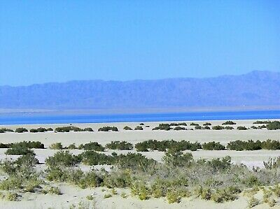 SALTON SEA CALIFORNIA~RIVIERA KEYS ON THE CANAL~PAID $52,000 in 2006