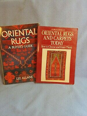 Oriental Rugs-A Buyers Guide &  Oriental Rugs and Carpets Today
