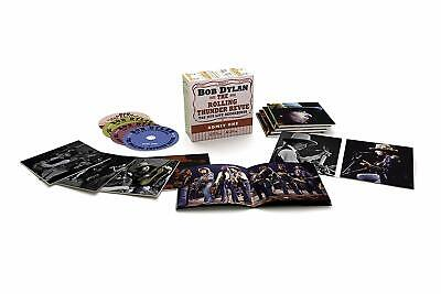 Bob Dylan The Rolling Thunder Revue The 1975 Live Recordings CD BOX SET preorder