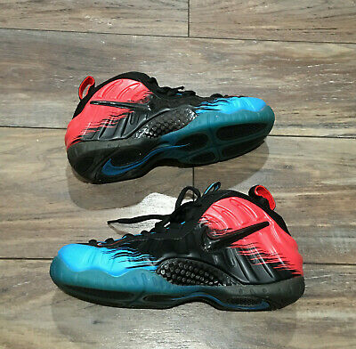 newest 7f2ae c3a88 2013 NIKE AIR FOAMPOSITE PRO SPIDER MAN ( Size 8 ) retro og 616750-400