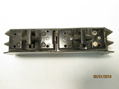 Federal Pacific FPE 301G 60a fuse block w/ pullouts