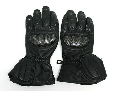 Damascus CRT-100 Vector I Black Leather Tactical Gloves Size Large