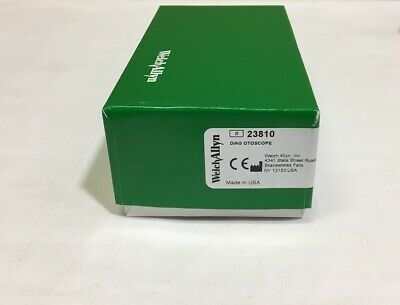 WELCH ALLYN MACROVIEW OTOSCOPE WITH SPECULA #23810, Brand NEW Sealed