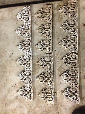 Cast Iron Wall Tops Architectural Salvage