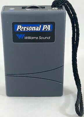 Williams Sound Personal PA Model R7 Receiver