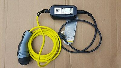 Vw Passat Gte Genuine Uk 3Pin Home Charging Cable Plung In Hybrid
