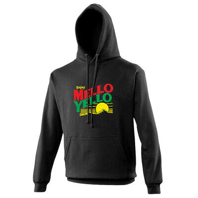 Mello Yello Hoodie Days of Thunder Nascar Enthusiast VARIOUS SIZES & COLOURS