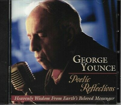 "George Younce........""Poetic Reflections""..........Rare Htf Oop Gospel Cd"