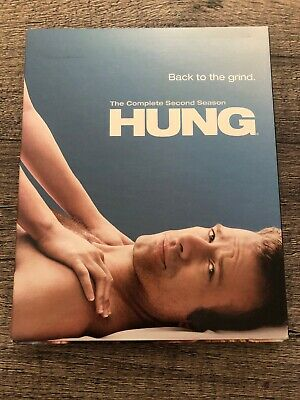 Hung: The Complete Second Season (Blu-ray Disc, 2011, 2-Disc Set)