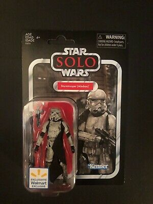 Star Wars Solo Vintage Collection Stormtrooper Mimban Action Figure 3.75 in.