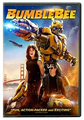 Bumblebee (2019 DVD) Brand New!  Free shipping