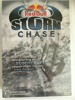 Red Bull Storm Chase Windsurfing in Storm surf Dvd