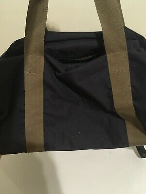 Cherokee Duffle Bag Can Be Used As A Duffle Bag Or Back Pack Very Heavy Canvas