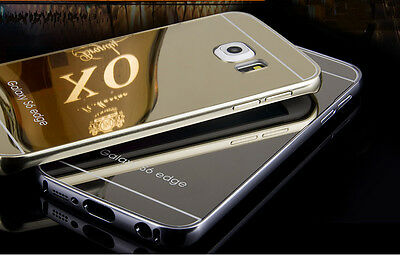 Luxury Metal Aluminum Ultra-thin Case Cover for Samsung S6(G9200)/edge(G9250)