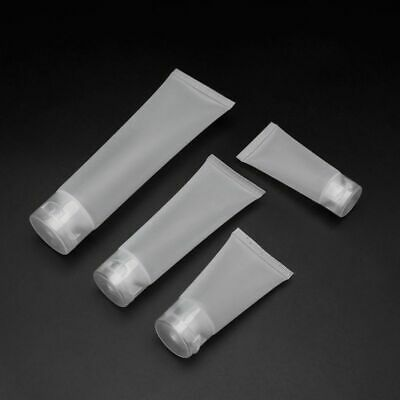 1Pc Empty Plastic Portable Tubes Squeeze Cosmetic Cream Lotion Travel Bottle