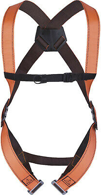 Delta Plus HAR11 Full Body Harness 1 Point Back Anchorage Fall Arrest Size M