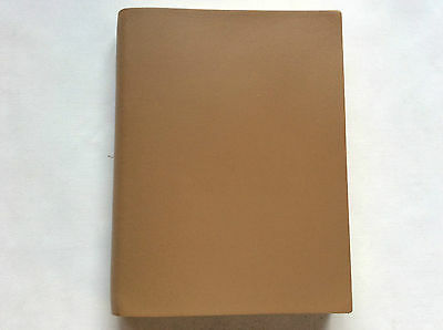 Pinetti Journal NOT refillable A6  12x16,5 smooth toupe