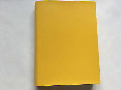 Pinetti Journal NOT refillable A6  12x16,5 smooth Yellow