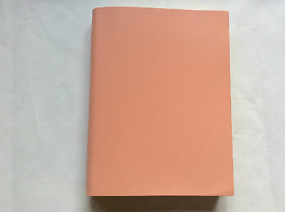 Pinetti Journal NOT refillable A6  12x16,5 smooth pink