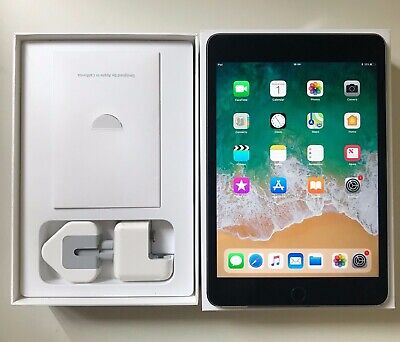 GRADE A Apple iPad Mini 4 128GB, Wi-Fi, 7.9in, Space Grey