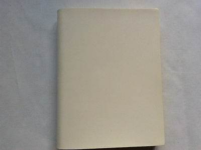 Pinetti Journal NOT refillable A6  12x16,5 smooth white