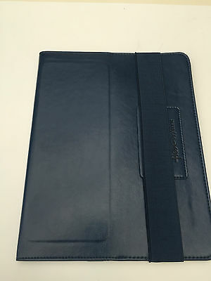 Filofax Flex Universal Ipad cover Smooth Navy
