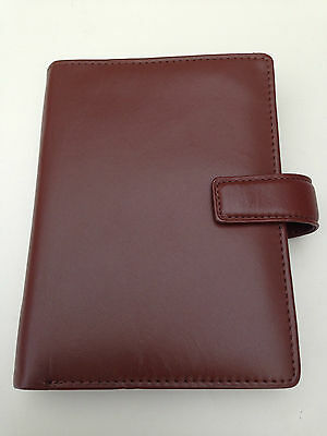 Filofax Pocket Bromley Chesnut