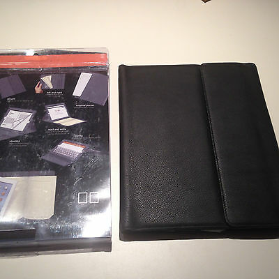 Filofax Ipad Case Nappa leather Black