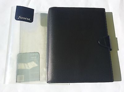 Filofax A5 Calipso Black