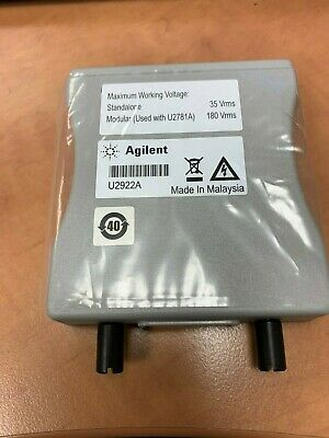 U2922A Agilent Technologies 32 Channel terminal block, brand new