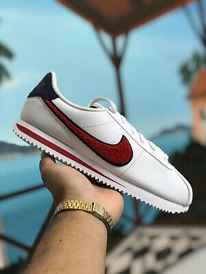 895bf974 NIKE CORTEZ BASIC TXT SE (GS) Black/Black AA3498-002 Youth Size's ...