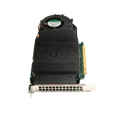 DELL ULTRA-SPEED DRIVE Quad PCIe NVMe M 2 SSD x16 Card Up to 4TB
