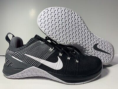 official photos 1c561 253b6 Nike Metcon Dsx Flyknit 2 Training Shoes Black Men s 924423-010 Size 14 Us
