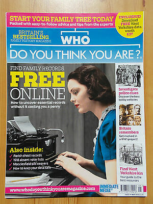 Bbc Who Do You Think You Are? 86 - Find Family Records Free Online