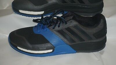 Elite Boost Size 10 Crossfit Mens Ba8002 Adidas Crazytrain Training 5RqAjL34