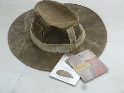be116b20 THE REAL DEAL Brisa Ventilated Tarp Hat Brazil Recycled With Patches ...