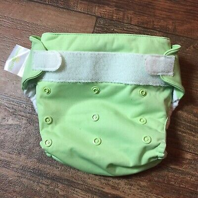 Bumgenius Hook and Loop FLIP Cloth Diaper Cover with extras