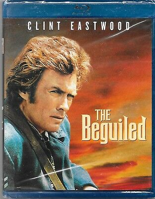 The Beguiled (1971) [Blu-ray]New (Clint Eastwood)All Regions Free Post