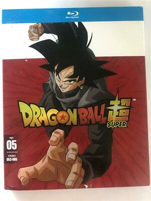NEW Dragon Ball Super: Part Five (Blu-ray Disc) Episodes 053-065 With Slipcover