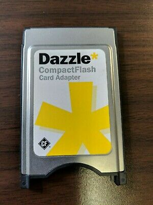 DAZZLE PCMCIA CARD READER DRIVER UPDATE