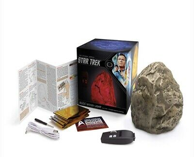 The Original Series Star Trek TOS Rock Mood Light - Controlled by Type-1 Phaser
