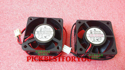 1pcs YOUNGLIN DFS402012H DC12V 1.6W 40*40*20mm 2 Wire Cooling FAN #M3798 QL