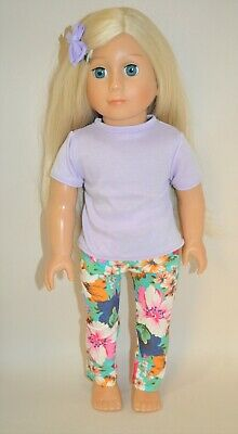 """American Girl Dolls Our Generation 18"""" Doll Clothes 2 Piece Outfit T-shirt Pants"""
