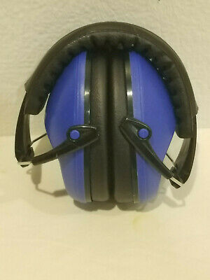 Vanderfield Baby Child Armuffs Ear Muffs Blue Ear Protector Noise Protection