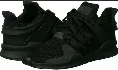 c75c7fdfb19 Adidas Eqt Bask Adv Mens Basketball Trainers Sports Shoes Size Uk 8.5 Black  New